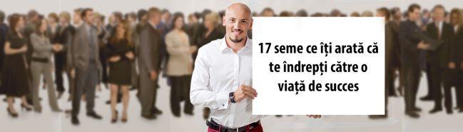 17 semne ale succesului